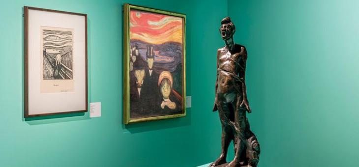 Visit The Edvard Munch Museum
