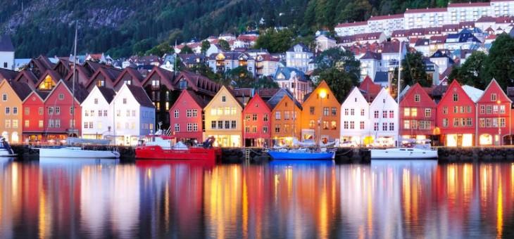 Welcome To Bergen, Norway